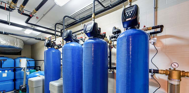 Water Treatment Services : Residential home water treatment system repair installation
