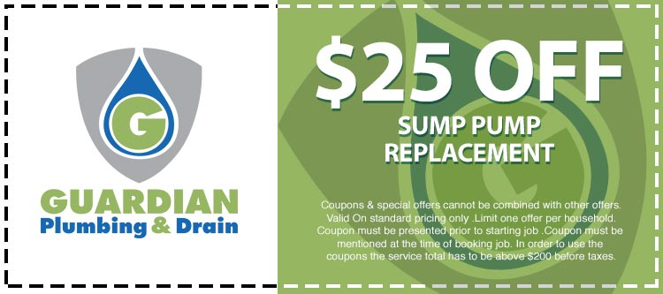 Discounts Sump pump